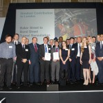 ICE London Civil Engineering Awards 2014