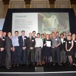 ICE London Civil Engineering Awards 2014 2