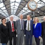 Track Partnership Earls Court Station