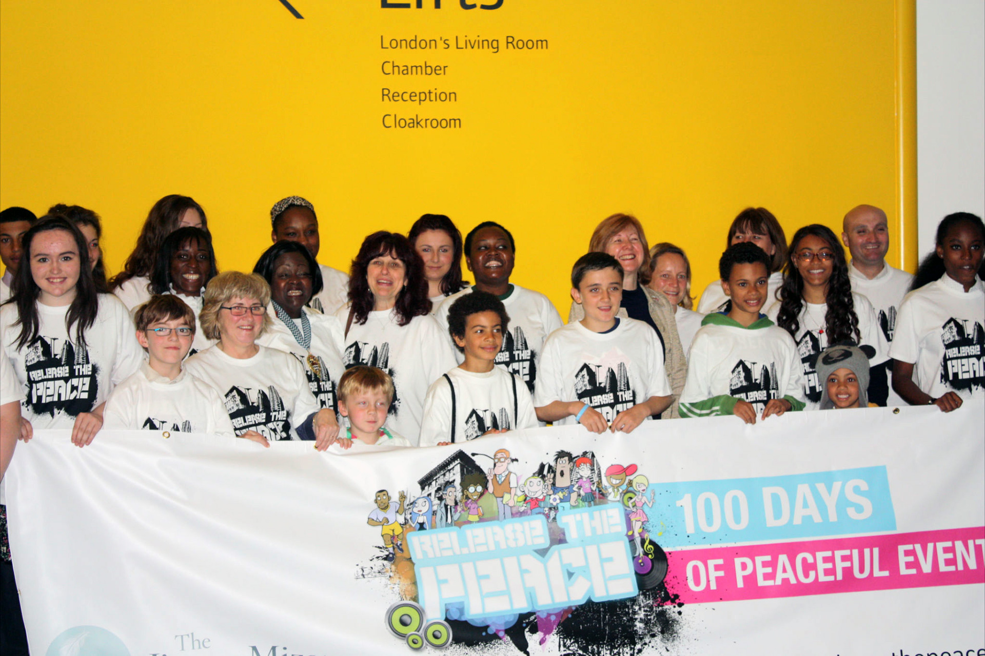 100 Days of Peace
